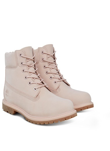 Timberland 6İn Premium Boot | Su Geçirmez Bordo